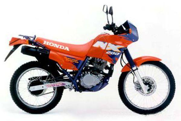 KIT Relação Correia Dentada Honda NX200 Todas