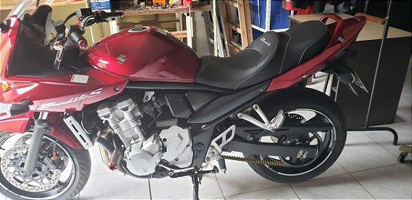 KIT Relação Correia Dentada Suzuki Bandit GSF650F - GSF650S Inj. Eletrônica