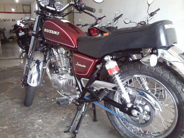 KIT Relação CORREIA Dentada Suzuki Intruder 250 - GN 250