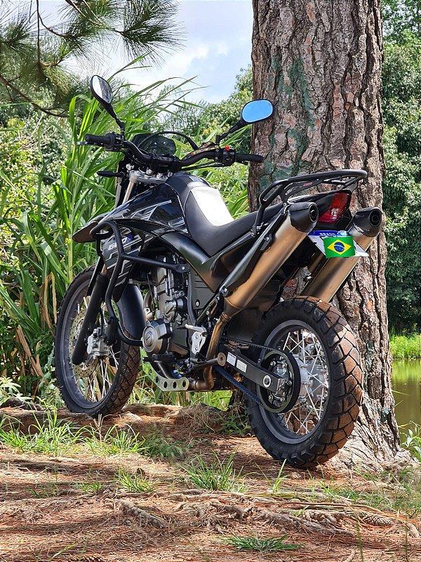 KIT Relação Corria  Yamaha XT 660 R e XT660 X