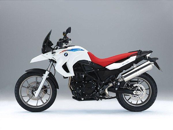 KIT Relação por Correia - BMW F650 GS - Importada