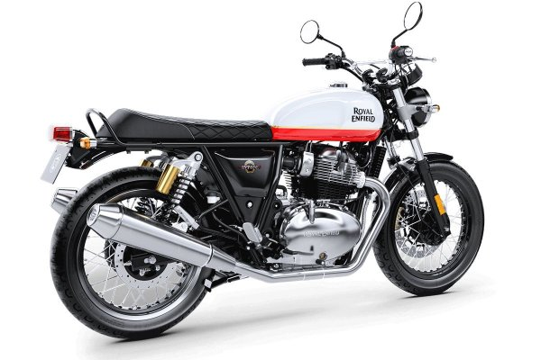 Kit Transmissão correia Royal Enfield interceptor 650