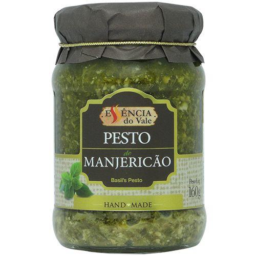 Pesto Manjericão 160g