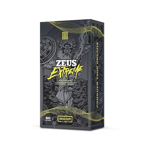 Zeus Extreme Pré Hormonal - 60 comps