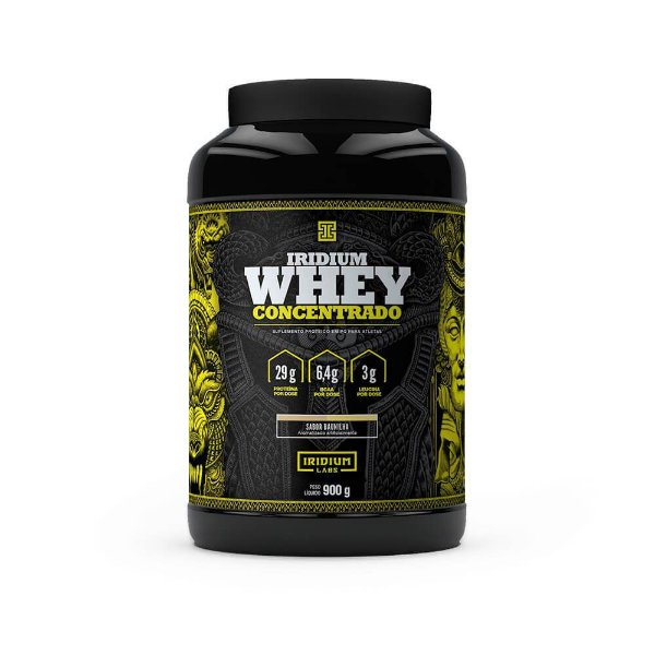 Whey Concentrado - 900g