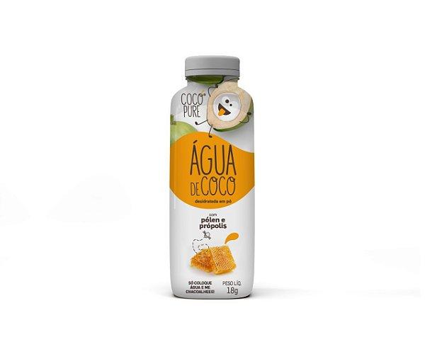 Garrafinha Coco Pure - 16g de água de coco em pó