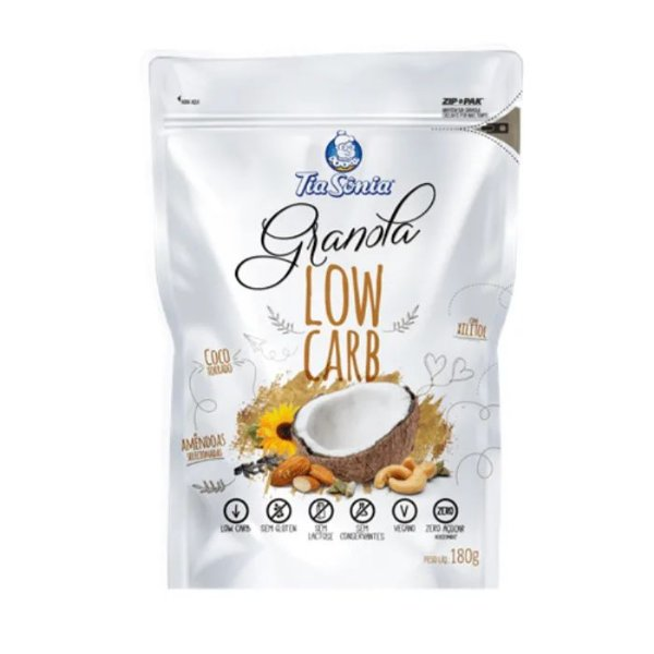 Granola Low Carb 180gr