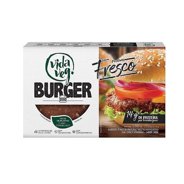 VegBurguer Sabor Carne 230g