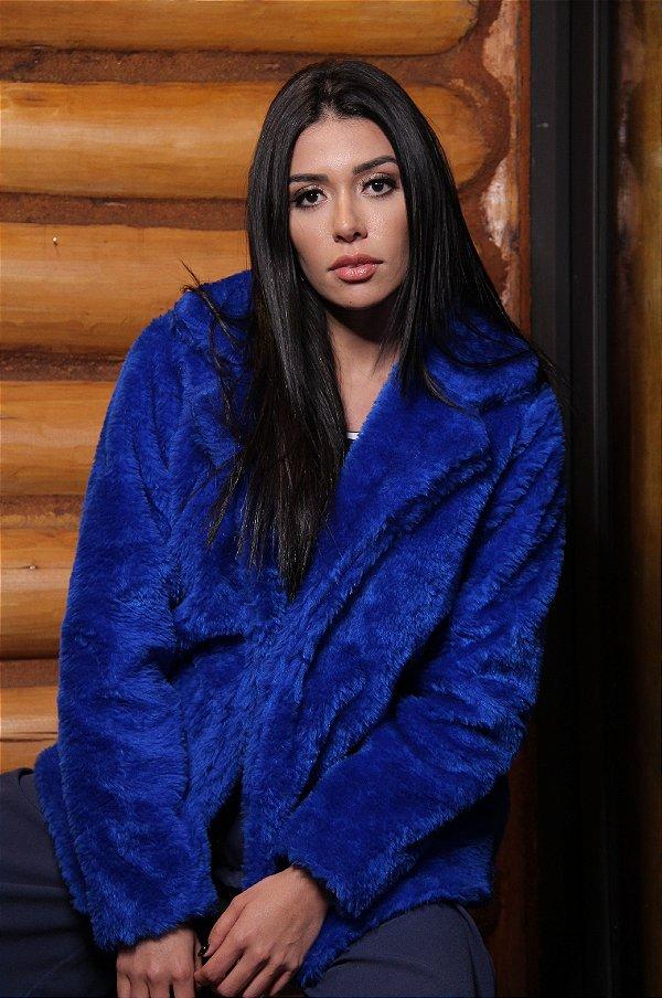 CASACO PELEGO COLD PARTY DARK BLUE
