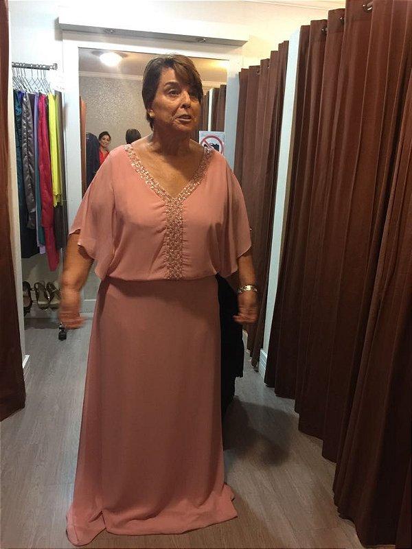 Vestido sob medida Fernanda