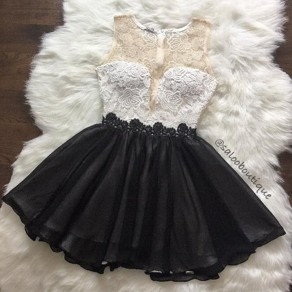 LOVE DRESS BI COLOR
