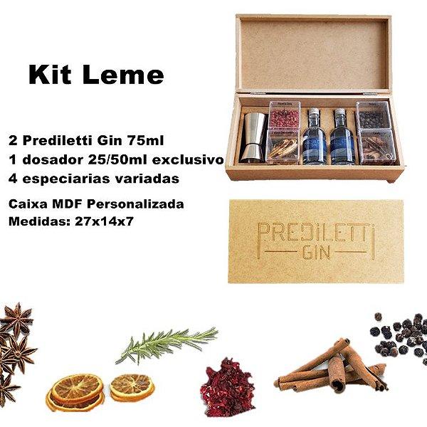 Kit Leme - Prediletti Gin