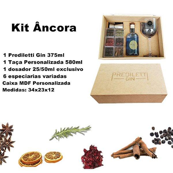 Kit Âncora - Prediletti Gin