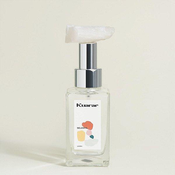 Spray Aromatizador e Energizador Selenita
