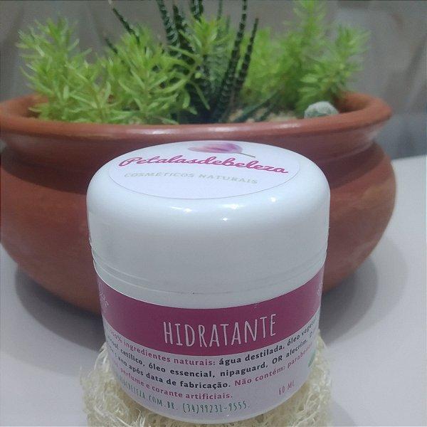 Hidratante natural Petalasdebeleza vegano Lavanda! 60 g