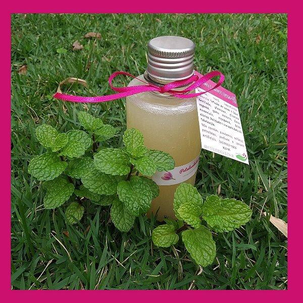 Xampu e sabonete líquido natural e vegano  250 ml