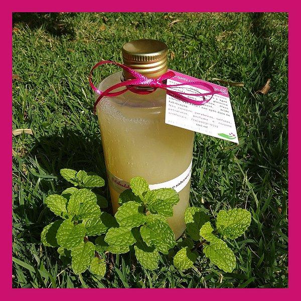 Xampu e sabonete líquido Petalasdebeleza natural e vegano  500 ml