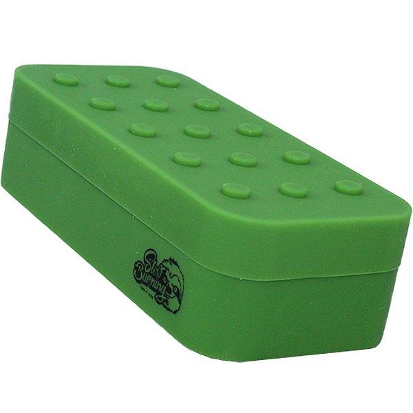 SLICK SLOW BURNING LARGE LEGO 6 PARTES 75ML VERDE