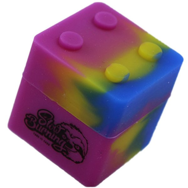 SLICK SLOW BURNING SMALL LEGO 9ML AMARELO/AZUL/ROSA