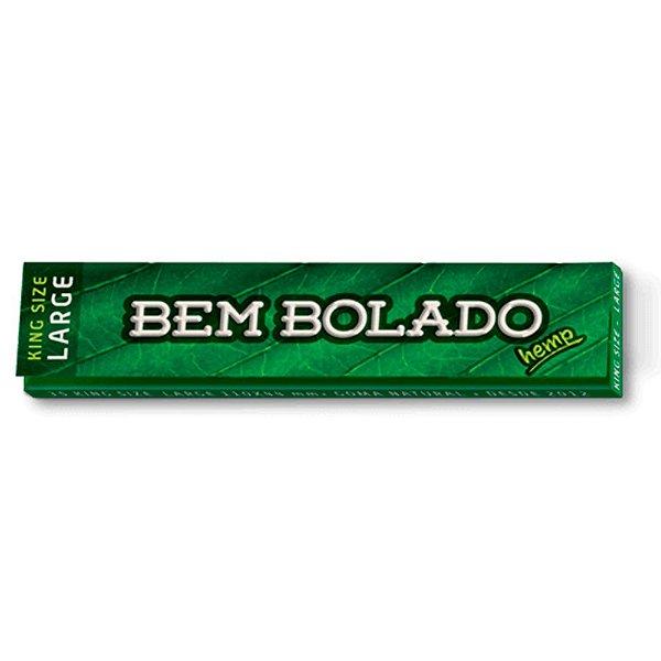 SEDA HEMP KING SIZE LARGE - BEM BOLADO