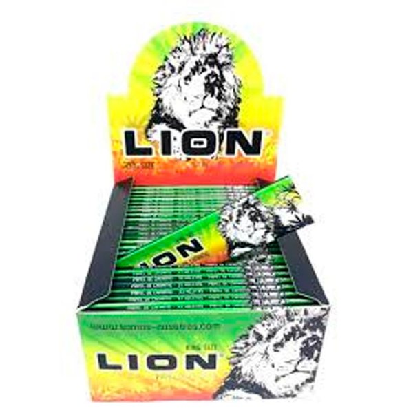 SEDA KING SIZE RETRO JAMAICA - LION ROLLING CIRCUS