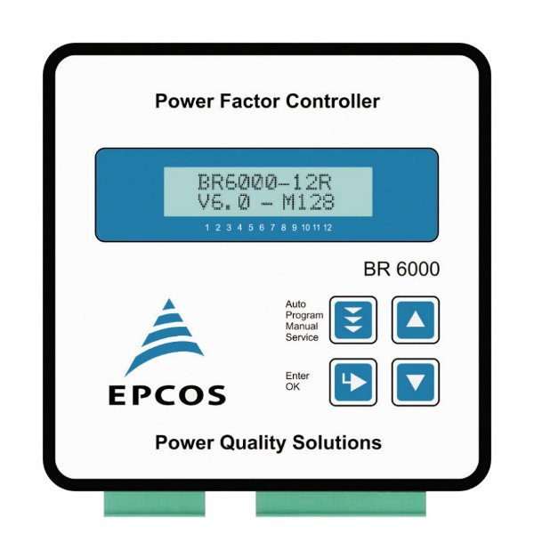 Controlador de Fator de Potência 12 Saídas - EPCOS