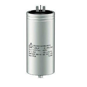 Capacitor Monofásico 1,67 KVAR X 220V X 60HZ MKP220-I1.4