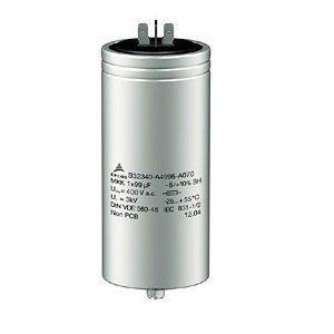 Capacitor Monofásico 2,50 KVAR X 220V X 60HZ MKP220-I2.1