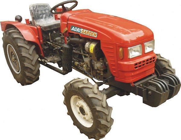TRATOR AGRÍCOLA AGRIGARDEN WT-304