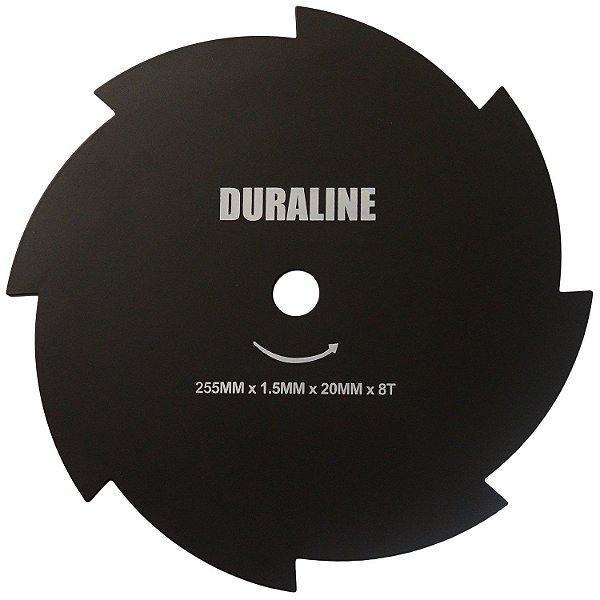 LÂMINA 08 PONTAS - DURALINE - 20 MM