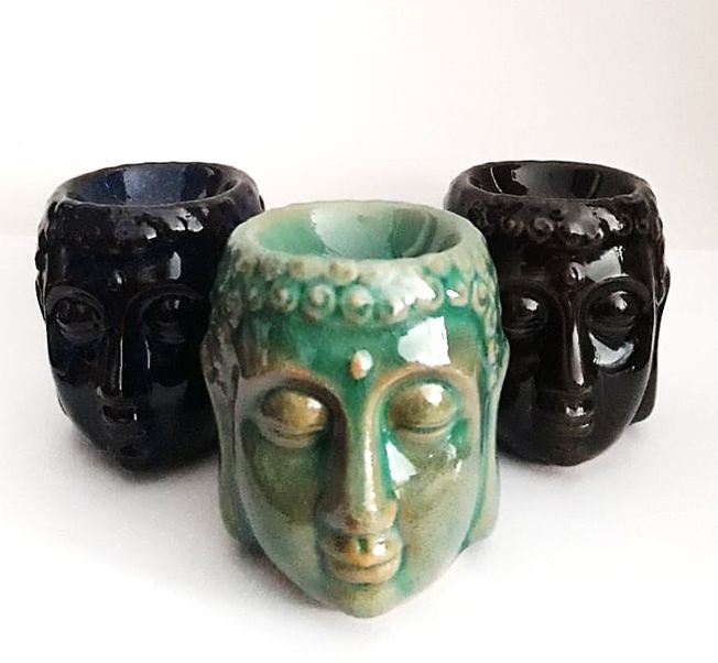 Difusor de Cerâmica - Buda