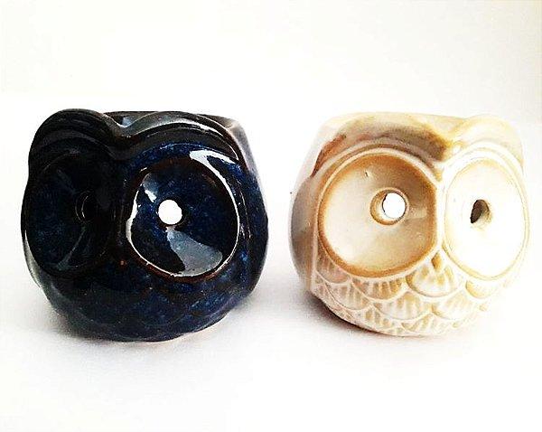 Difusor de Cerâmica - Coruja