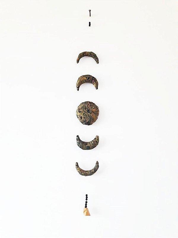 Móbile Aromático Fases da Lua - Macela