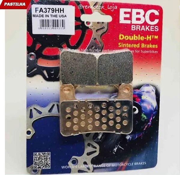 PASTILHA DE FREIO EBC FA379HH  SRAD 1000/750