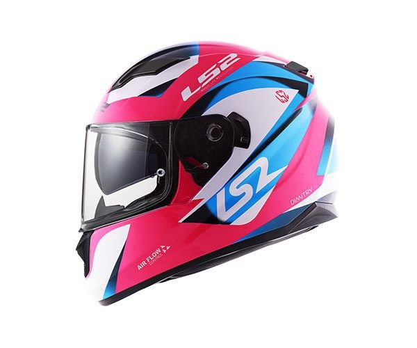 CAPACETE LS2 FF320 STREAM DIMITRY