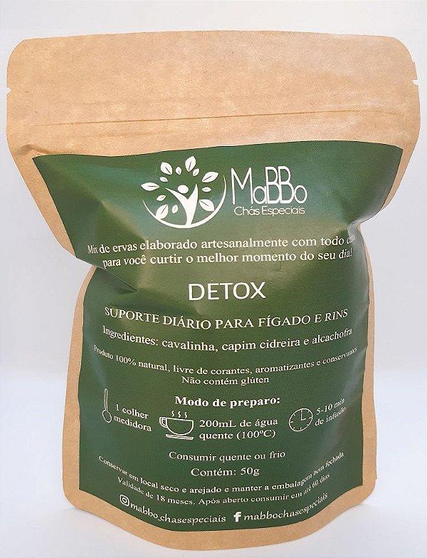 Chá Detox Granel