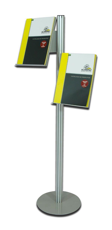 Porta Folder Base Redonda