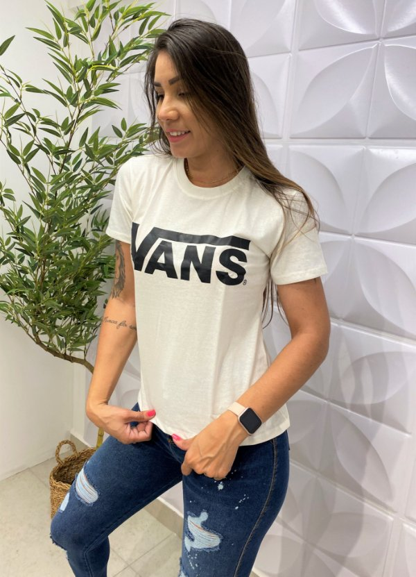 T-shirt Vans Off