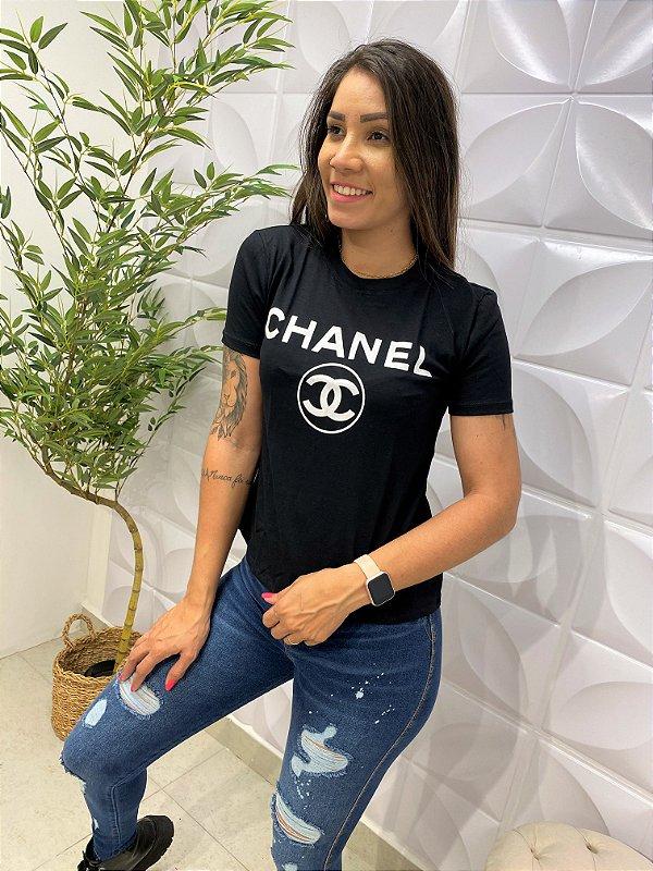 T-shirt CN Preto