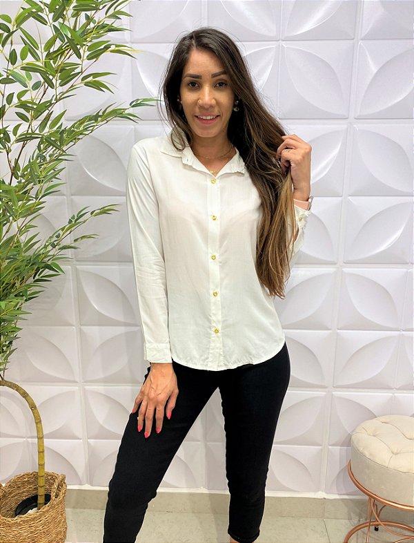 Camisa Gabrielle Branca