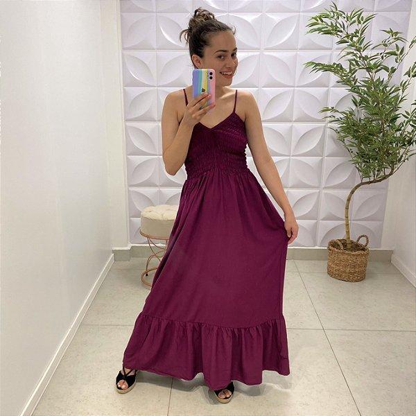 Vestido Viscose Catia