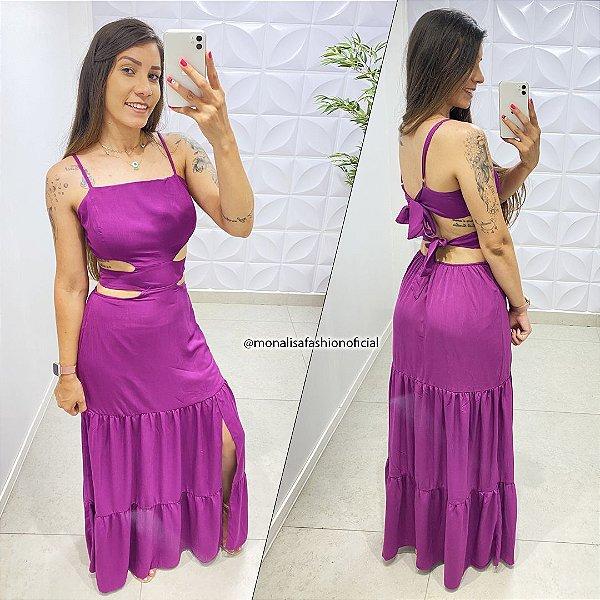 Vestido Viscose Yara