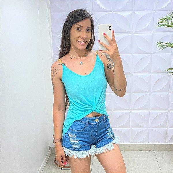 Podrinha Alcinha de Malha