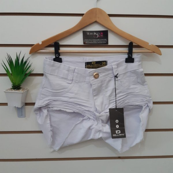 SHORTS JEANS ADULTO