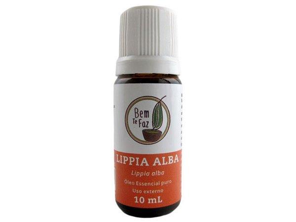 Óleo essencial Lippia alba