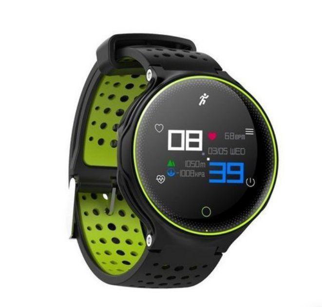 Smartwatch Redondo Relógio Eletrônico Sport EX1