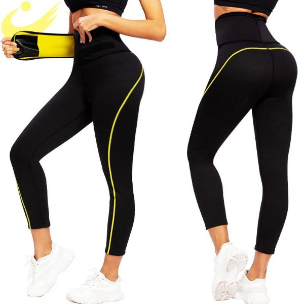 Legging Power Fit - Redutora de Medidas e Cinta Modeladora Original
