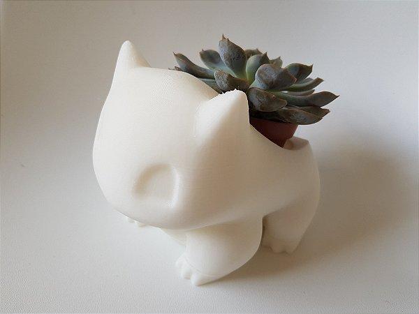 Bubassauro Vaso para Suculentas