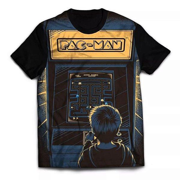 Camisa Pac-Man