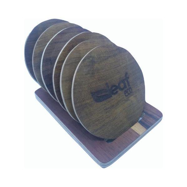 Porta Copos de madeira